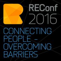 Logo der REConf2016